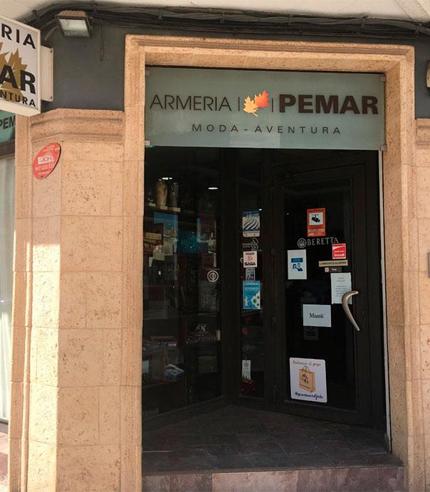 Armería Pemar, caza, pesca y aventura en Yecla, Murcia