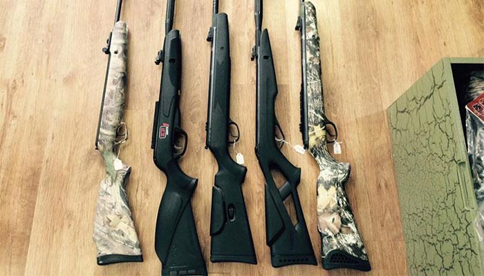 Armas de caza nuevas y de ocasión en Murcia, armería