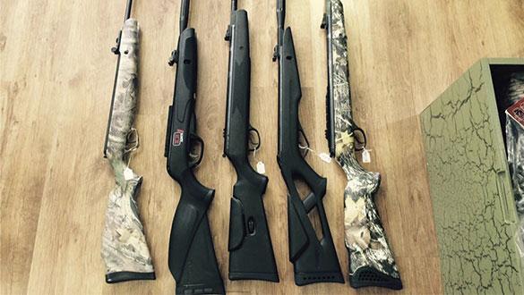 Compra venta de armas nuevas y de ocasión en armería en Yecla, Murcia